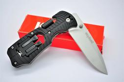 NEW Kershaw 1920 Pocket Knife Select Fire Multi Tool Folding