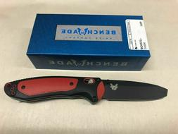 NEW Benchmade 591BK Boost Axis Assist Assisted Opening Foldi