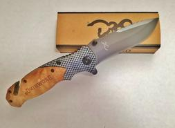 NEW Browning X50 Camping Folding Survival Knives Tactical Po