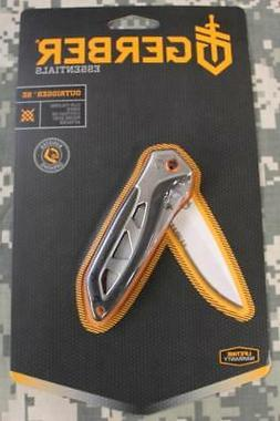 Gerber Outrigger SE Serrated Edge Assisted Opening Folding K