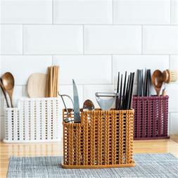 Plastic Drain Chopsticks Shelf Multi-function Storage Rack K