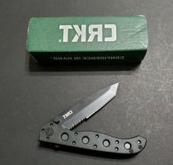 POCKET KNIFE CRKT ENTHUSIAST M16-10KZ FOLDING CRKT POCKET KN