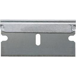 Stanley 28-510 Razor Blade with Dispenser, Pack of 10
