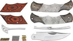 rrcs4 custom shop small folding knife kit