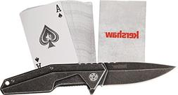 Kershaw Starter Series Knife and Playing Cards Set