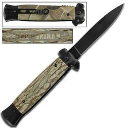 Striker Marine Corps Tactical Pocket Knife