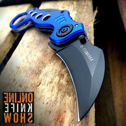 TAC FORCE Spring Assisted Open Folding Pocket Knife Claw Com