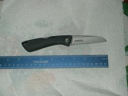 GERBER USA 420HC/0871117A Folding Lock Blade Knife. NEW
