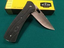 BUCK USA Folding Pocket Knife - 345BKSWM Vantage Select PAPE