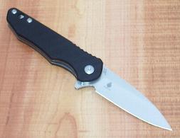 KIZER V3487A1 BARBOSA FOLDING FLIPPER KNIFE LINERLOCK VG-10