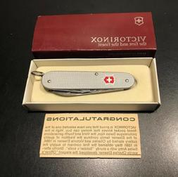 "VINTAGE VICTORINOX ""CADET"" SWISS ARMY FOLDING-BLADE POCKET K"